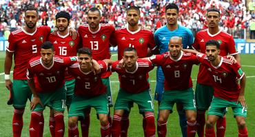 Marruecos es el primer equipo eliminado de Rusia 2018