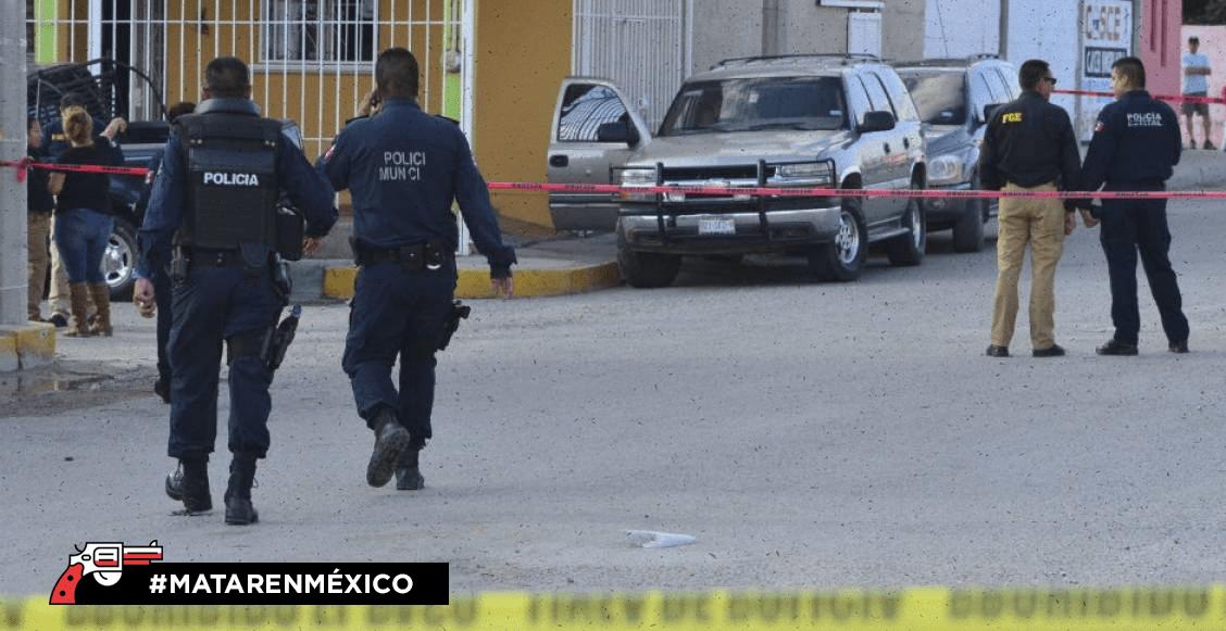 Matar en México homicidios