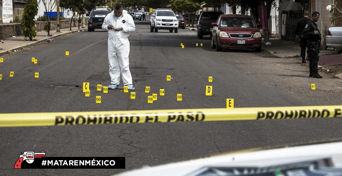 Matar en México homicidios juicios