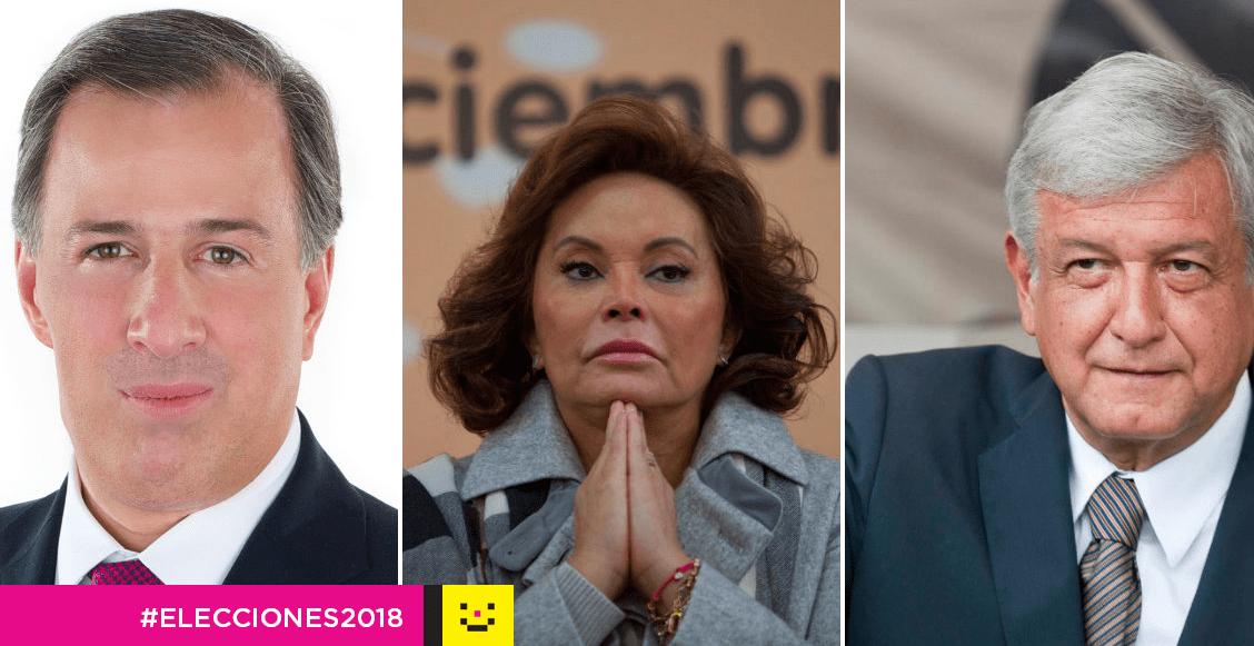 Meade pacto AMLO-Elba Esther Gordillo elecciones 2018