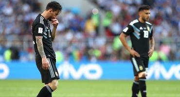 Mucho 'Vikingo' para tan poco Messi: así fue el empate en el Argentina vs Islandia