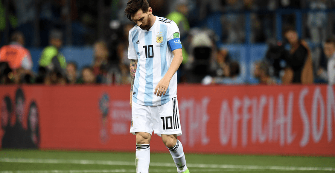 Messi cabisajo