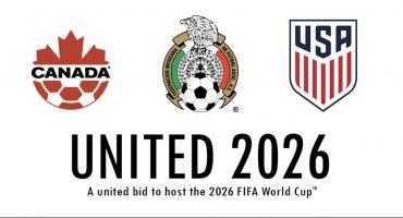 OFICIAL: México, Estados Unidos y Canadá serán sede del Mundial 2026