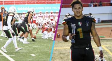 México es tricampeón mundial universitario de futbol americano