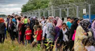 Migrantes Hungría leyes