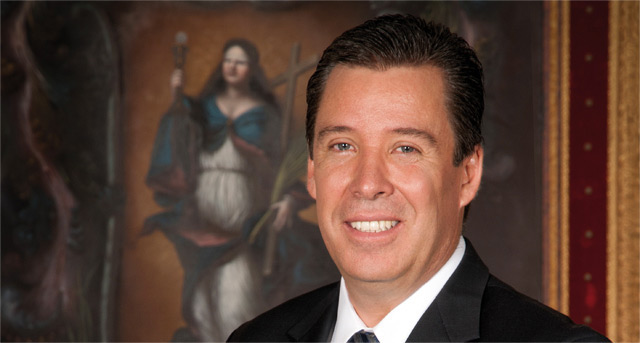 Miguel Márquez Márquez gobernador de Guanajuato.