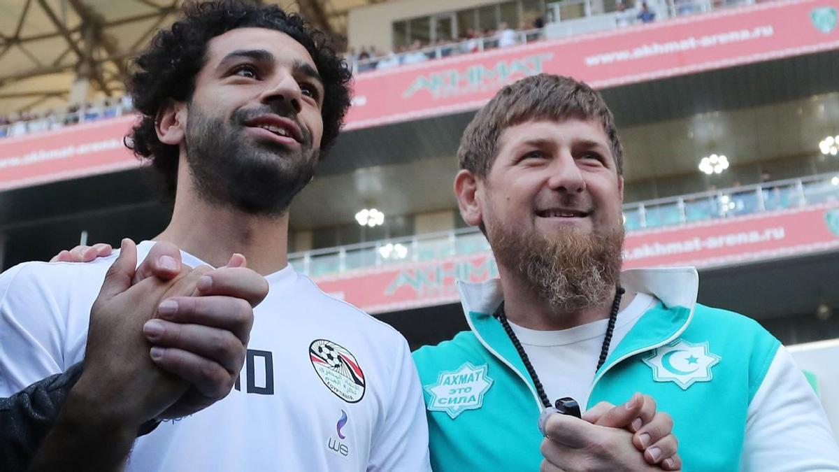 Mohamed Salah Chechenia