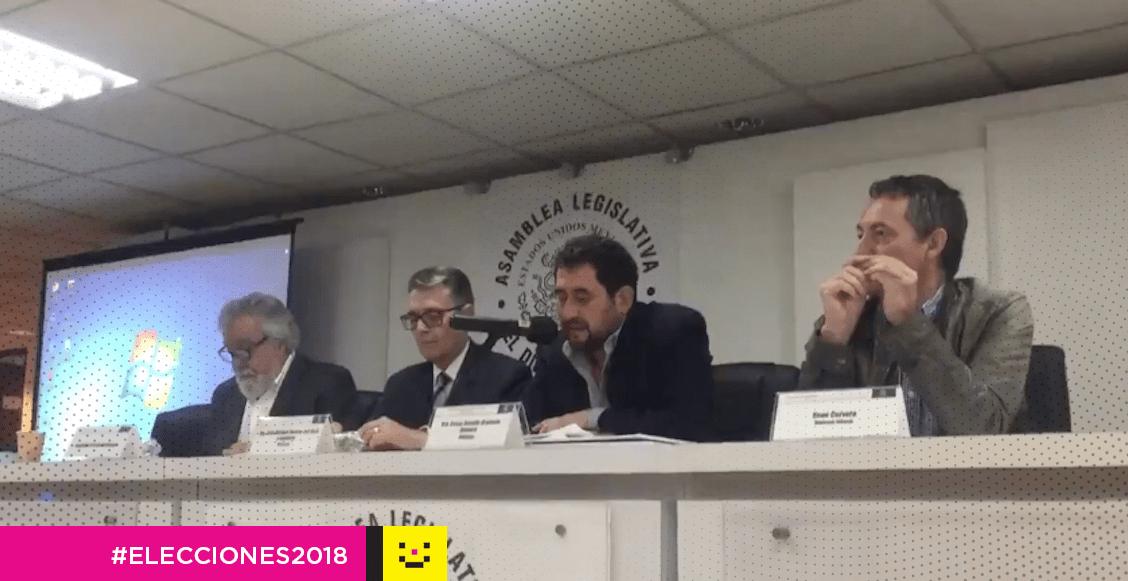 Morena acusa compra de votos gobierno CDMX