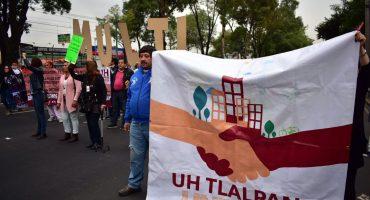 ¡Tomen sus precauciones! Se instalará un campamento indefinido en Tlalpan para exigir recursos