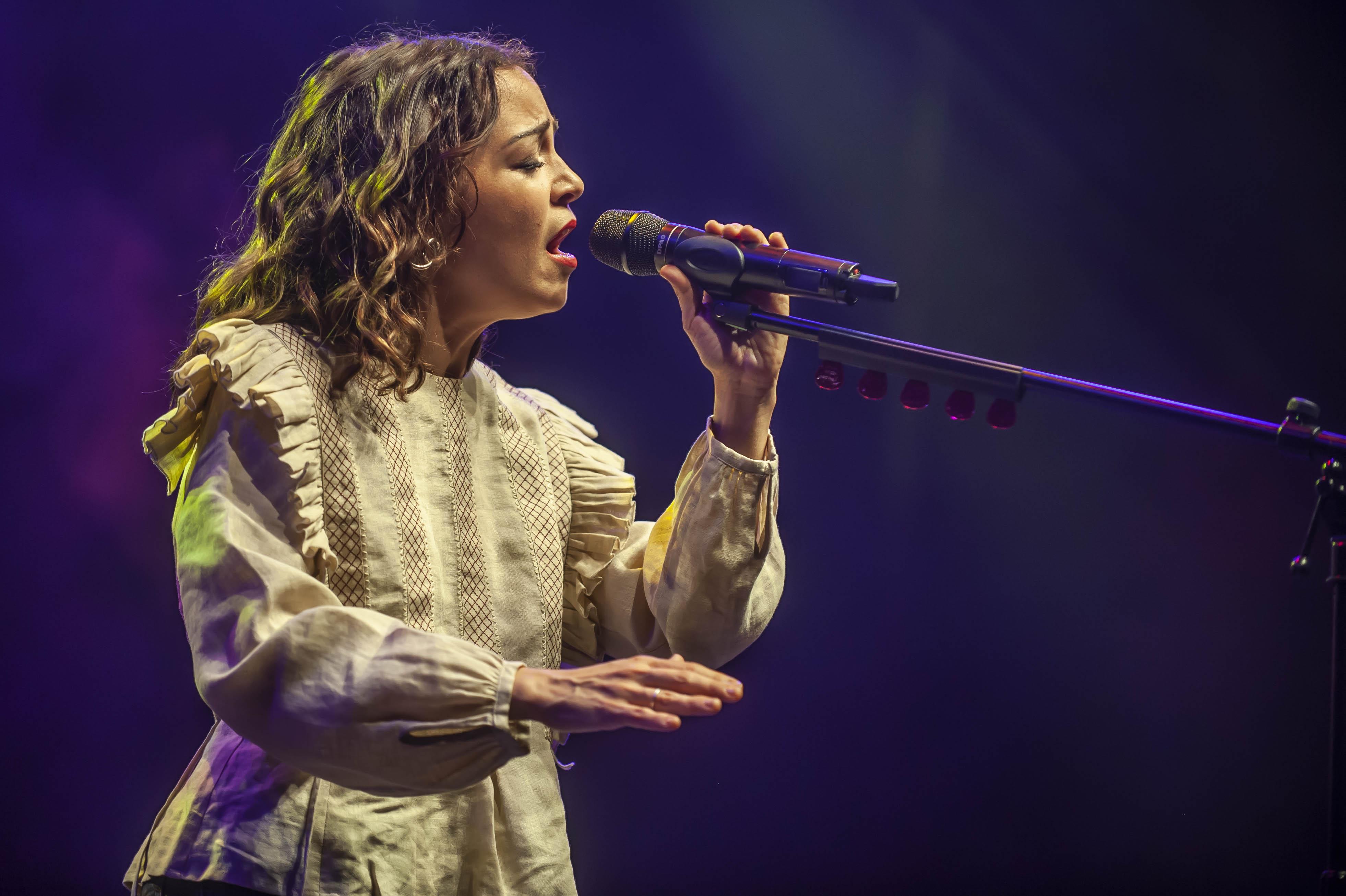 Concierto Natalia Lafourcade Teatro Metropólitan