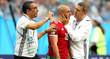 Marruecos pierde a Amrabat para enfrentar a Portugal