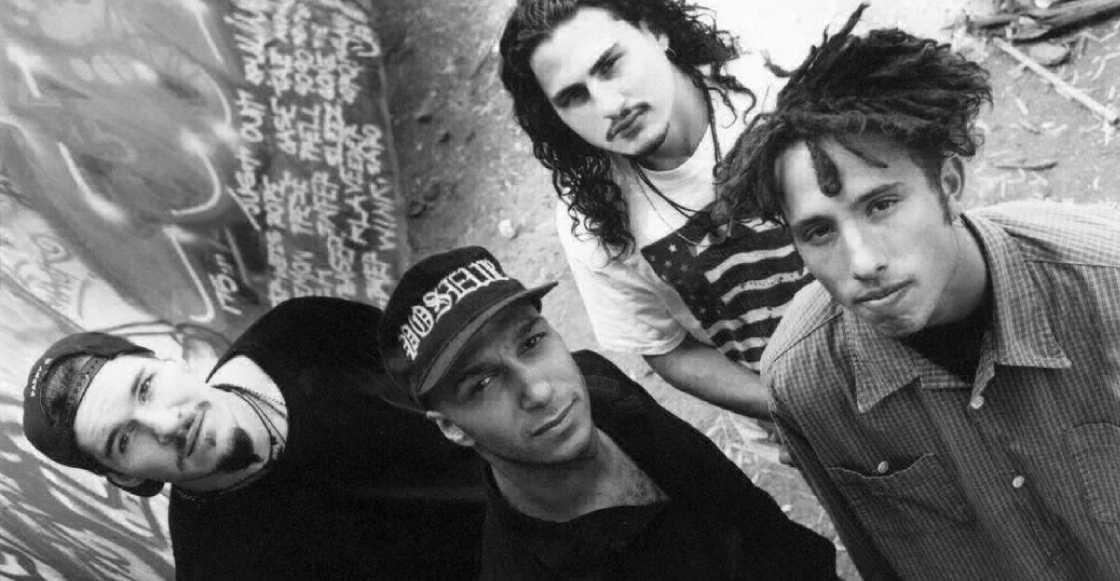 Así fue el primer concierto que dio Rage Against The Machine
