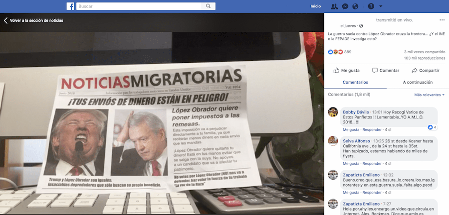 Noticias Migratorias AMLO