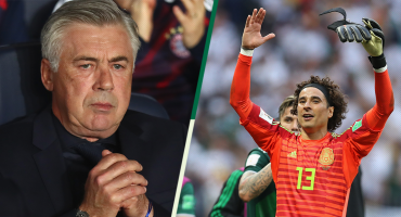 Ancelotti, interesado en Ochoa para reforzar al Nápoles después del Mundial