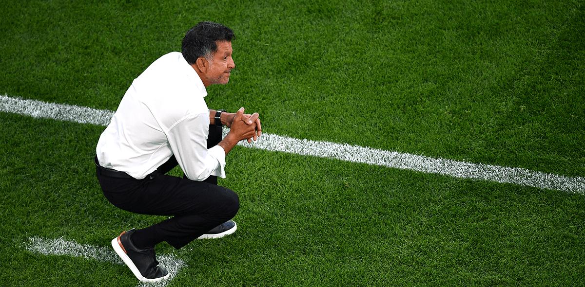 Osorio explicó la goleada frente a Suecia