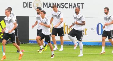 ¡OJO AQUÍ MÉXICO! Özil y Boateng se perderán último amistoso de Alemania