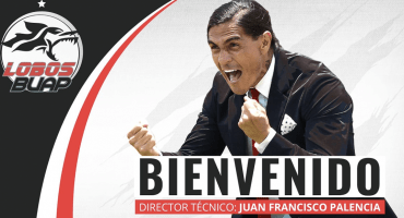 ¡Oficial! Francisco Palencia nuevo DT de Lobos BUAP