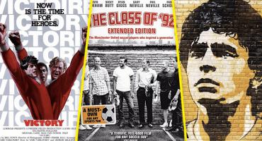 10 películas de futbol muy recomendables para ponerte en todo el mood de Rusia 2018