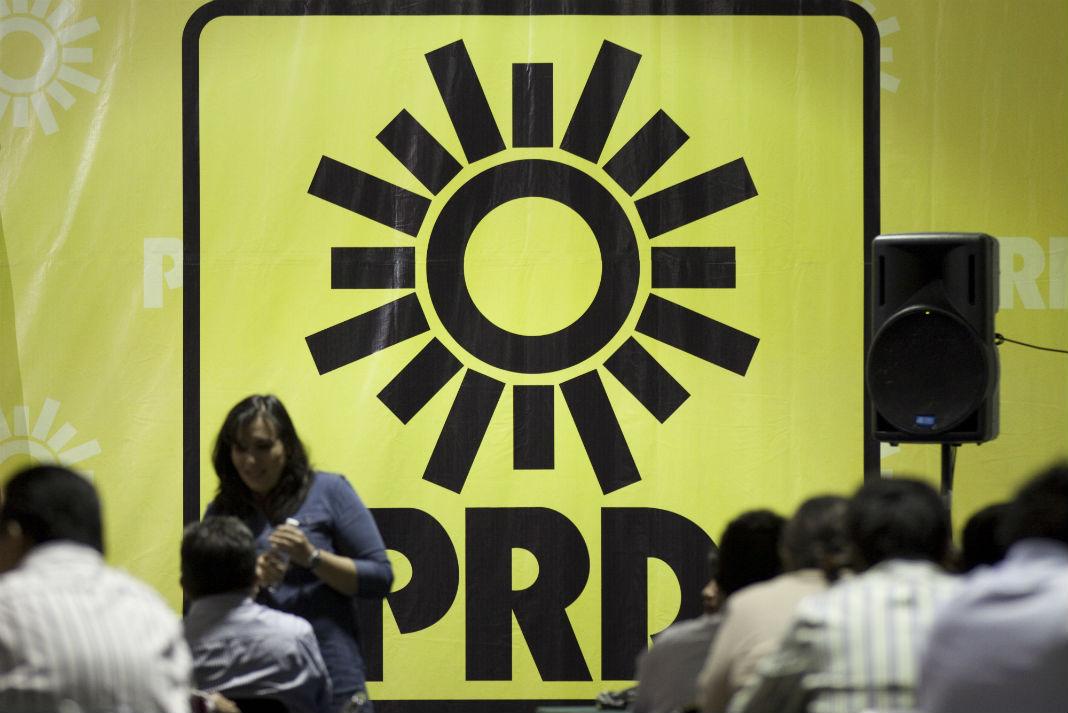 PRD, Partido Revolución Democrática
