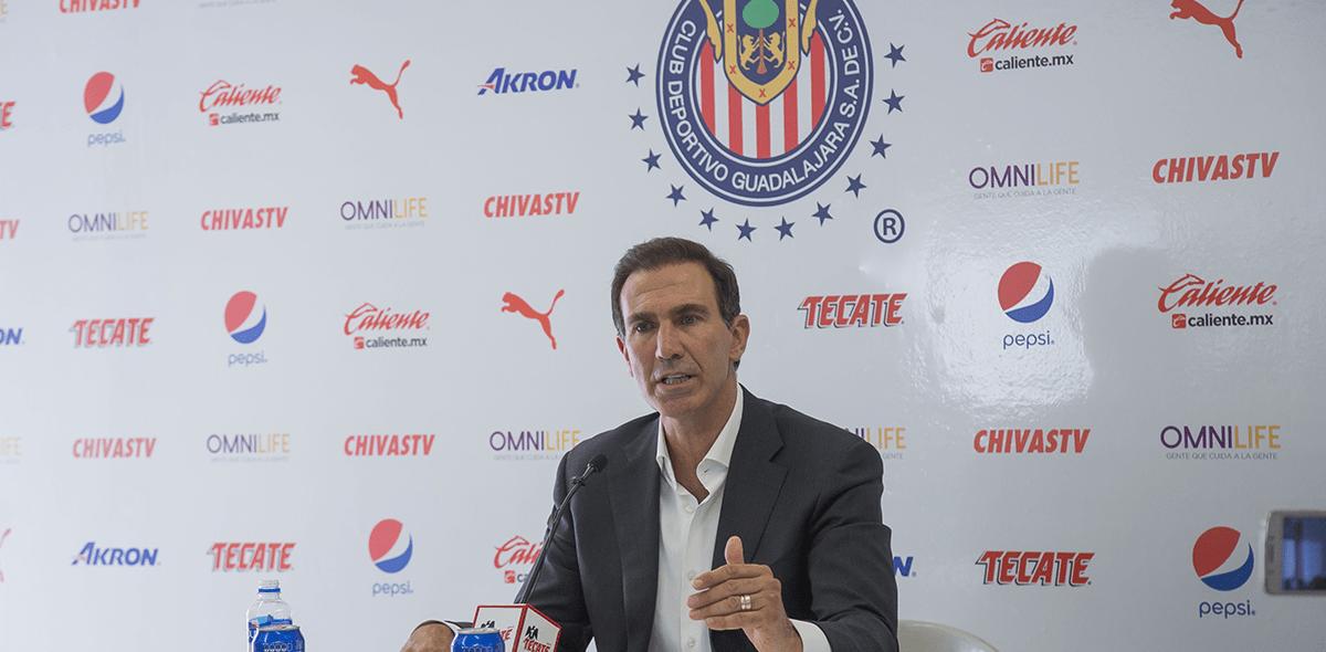Paco Gabriel de Anda se fue de Chivas