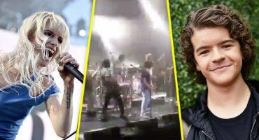 Recordemos cuando Dustin de 'Stranger Things' rockeó junto a Paramore