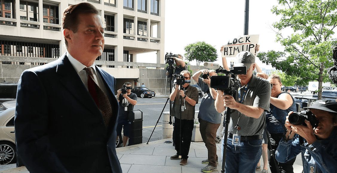 Juez ordena encarcelar a Paul Manafort