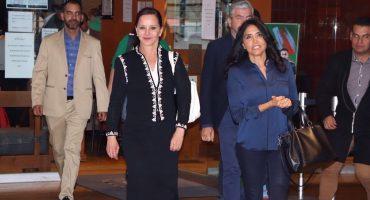 ¡Zas! Purificación Carpinteyro llama al voto por La Jefa y, ¿ahora?