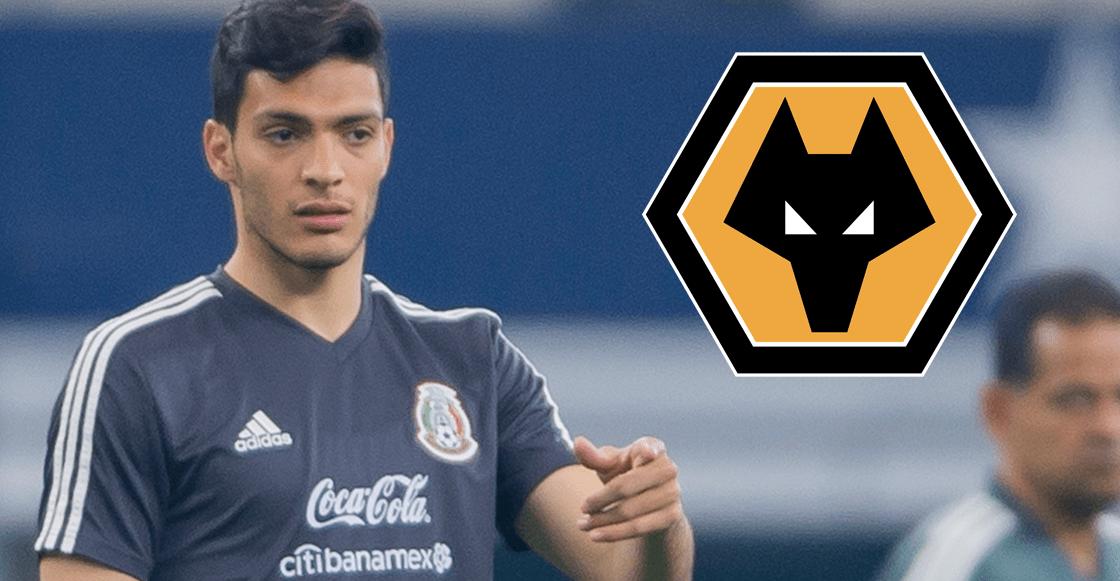 Raúl Jiménez, estaría arreglado con el Wolverhampton