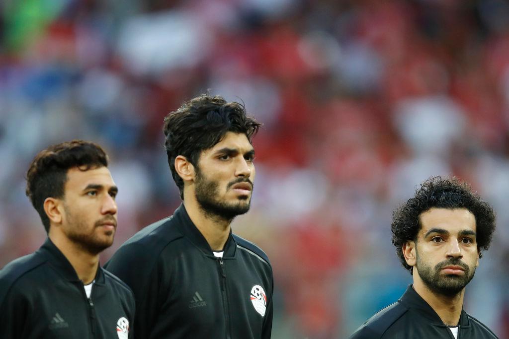 Así fue el regreso de Mohamed Salah a las canchas
