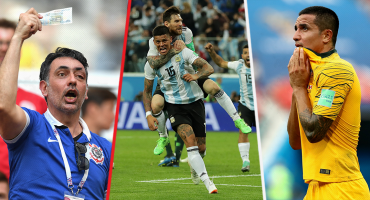 Resumen Mundialista, Día 13: Milagro argentino a cinco minutos del final