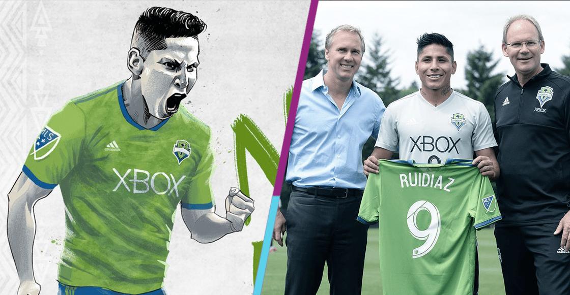 ¡Adiós Liga MX, hola MLS! Raúl Ruidíaz es presentado como refuerzo del Sounders