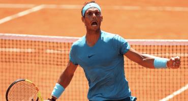 Rafa Nadal por otro título más en el torneo Roland Garros