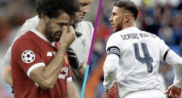 Esto ya llegó muy lejos: Sergio Ramos es amenazado de muerte por lesionar a Salah 