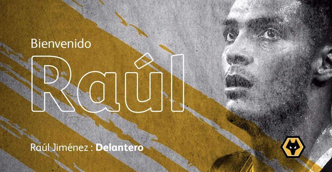 Raúl Jimenez partirá a préstamo a la Premier League