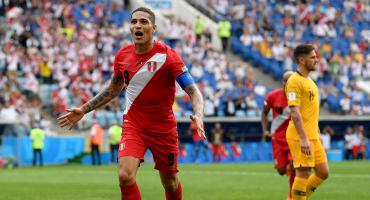 Perú derrotó a Australia