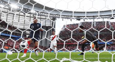 La suerte eliminó a Perú y calificó a Francia en Rusia 2018