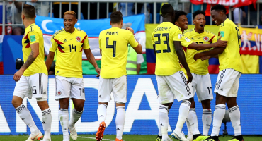Yerry Mina eliminó a Senegal y calificó a Colombia a Octavos de Final