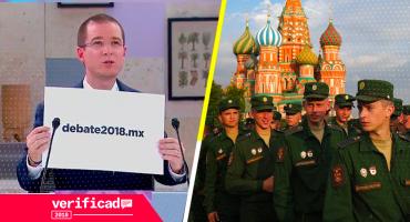 #Verificado2018 ¿Hubo hackeo ruso contra Anaya en el tercer debate?
