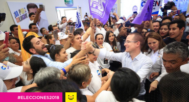 Se acerca el 1 de julio y Ricardo Anaya pide a los 'indecisos' aplicar el voto útil