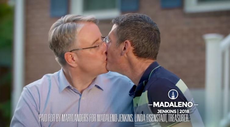 Rich Madaleno, candidato a gobernador de Maryland