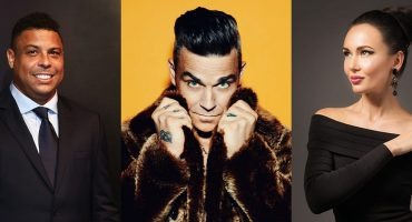 Robbie Williams, Ronaldo y Aida Garifullina serán los encargados de inaugurar el Mundial de Rusia 2018