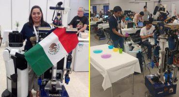 ¡Bravoooo! Alumnos de la UNAM ganaron el segundo lugar en RoboCup 2018