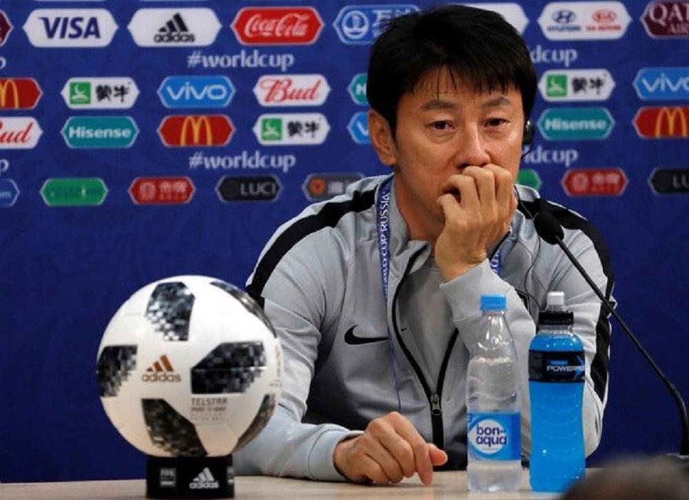 Shin Tae Yong, DT de Corea del Sur