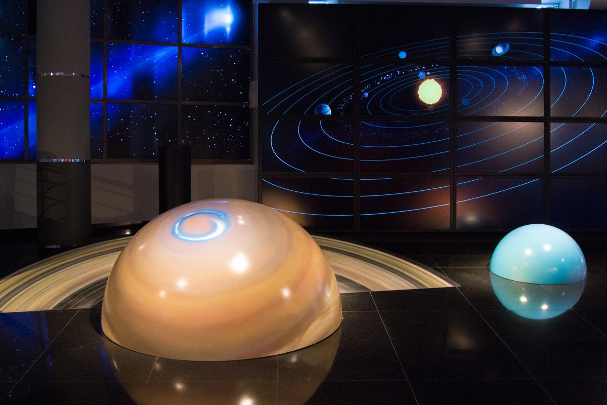 Sistema Solar Carrera Espacial Moscu
