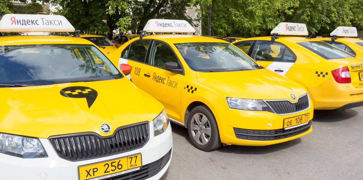 Taxis Rusia