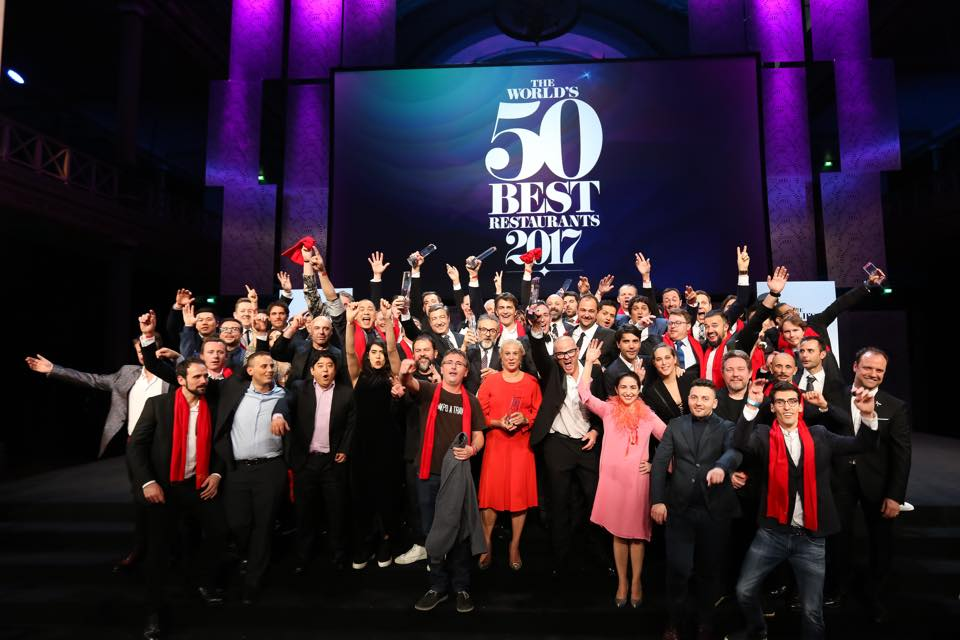 The World's 50 Best Restaurants 5