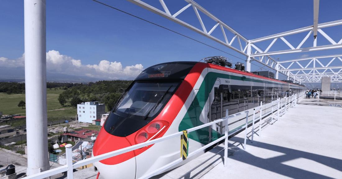 Tren México Toluca 2019