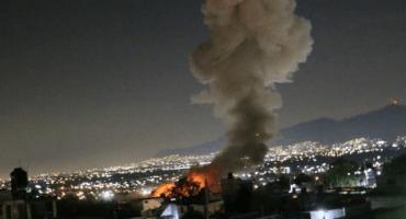 Estalla almacén de pirotecnia en Tultepec y deja al menos 5 muertos