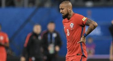 Chile, el fracaso del campeón de América