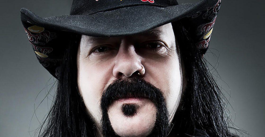 Vinnie Paul baterista de Pantera